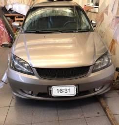 Honda Civic 2004 Turbo Legalizado JDM Mugen