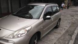 Peugeot 207 sw xrs - 2012/2013 - completo + gnv