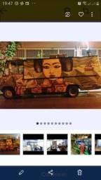 Micro ônibus 608 mercedes (antigo food truck)
