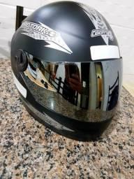 capacete protork novo sem uso