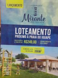 """Título do anúncio: #@@Loteamento Mirante**"""""""