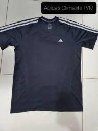 Camiseta Masculina Adidas Climalite P/M Original