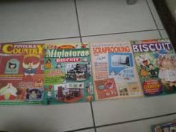 14 revistas artesanato