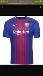 Camiseta Barcelona Nova 2017/2018