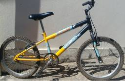 Vendo bicicleta aro 20 semi nova