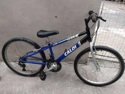 Bicicleta aro 24 Caloi Max