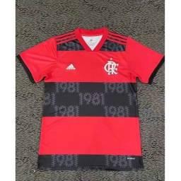 Camisa Flamengo Oficial 2021/2022