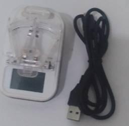 Carregador universal+ cabo USB 10 reais