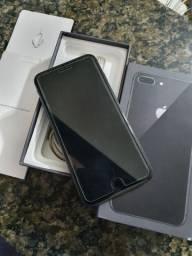 iPhone 8 Plus 64gb c NF e Garantia LEIA Aceito Cartão