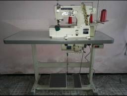 Máquina de costura goleira semi nova