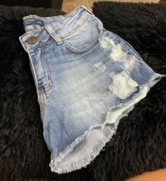 Shorts jeans tam 34