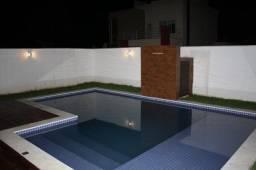 Sobrado no Condomínio Belvedere I com 4 suítes semi mobilido, Jardim Imperial - Cuiabá-MT