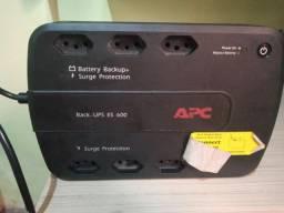 Bateria Nobreak  Backups.....APS ES 600.