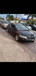 Honda civic lxs flex ( FINANCIO )