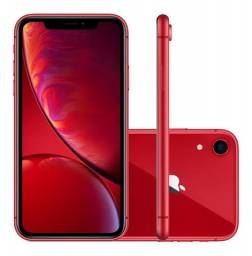 IPHONE XR 64GB VERMELHO TROCO POR S20 PLUS