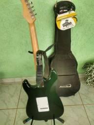 Guitarra electrica Dolphin semi nova