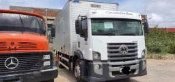 Caminhão vw 15.190 constellation bau 2012