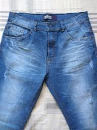 Calças Jeans Masculina Novas Vários Modelos