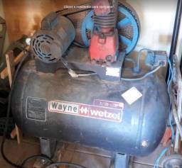 Compressor as 8/130