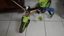 Bicicleta Caloi aro 12 ideal para crianças de 3 à 6 anos (faço entrega)