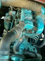 Mwm 4 cilindros 74 HP