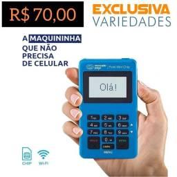 Título do anúncio: Maquininha Point Mini Chip do Mercado Pago