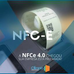 Sistema para o comércio (cupom fiscal NFC-e, NF-e, Serviços, simples rápido e barato)