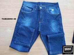 Calça jeans masculina 38-48
