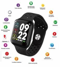 Smartwatch Relógio Inteligente Mtr-26 Batimentos Pressão