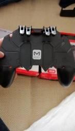 Gamepad para jogo no celular