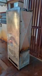 Defumador industrial 100 kg