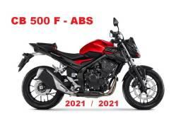 Honda CB 500 F 2021 - OKM - freios ABS