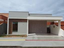 casa para podendo ser financiado em condominio(  3 quartos s/1closet)