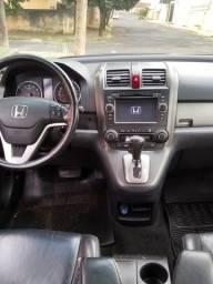 Honda Crv exl aut completa