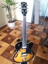 Guitarra Semi acústica Shelter Monterey parcelo no cartão/ML avalio brik