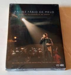 Box Dvd + 2cds Padre Fabio de Melo