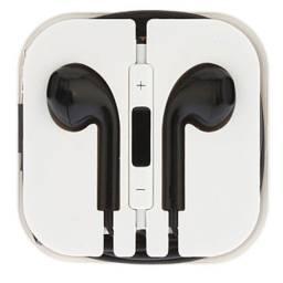 (WhatsApp) fone de ouvido com ajuste de volume - conector p2
