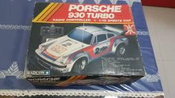 RC Porsche 930 Radcon década de 80 Funcionando
