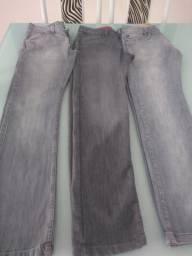 Vendo por 60 reais, 3 calças jeans masculina numero (40)