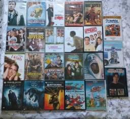 Lote 23 DVD Originais por R$ 65,00