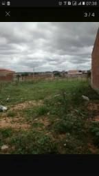 Terreno cidade de Canudos