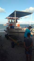 Barco TOP para pesca ou passeio - 2015