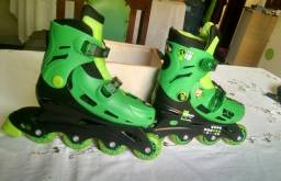 Patins do Ben 10