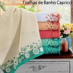 Queima de estoque - Kit Mix 10 toalhas de banho + 1 Toalha de Piso - Frete Gratis