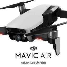 Drone DJI Mavir AIR Completo, praticamente novo, bateria com 10 ciclos apenas na garantia!