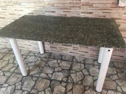 Somente a mesa 1,40 granito largura :75