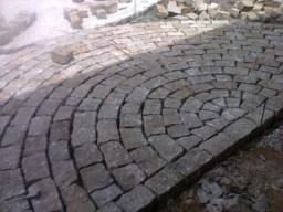 Revestimento de Moledo, Paisagismo, Paralelepípedos, Folhetas, Bloquetes, Muros de Pedra