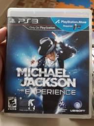 Usado, Michael Jackson the experience Ps3 comprar usado  Uberaba