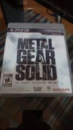 Metal Gear Solid The Legacy Collection comprar usado  Arroio do Sal