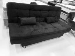 Sofá cama novo varias cores pronta entrega ? ???